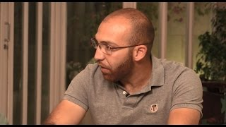 Thumbnail of the video 'Holy Land Conversation: Kamal, A Palestinian Tour Guide'
