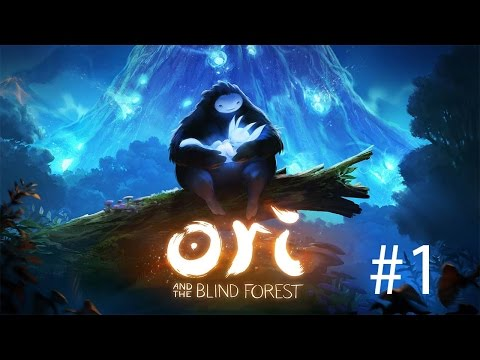 Ori and the Blind Forest : Ta hra je úžasná!