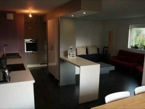 comment ouvrir cuisine sur salon la r ponse est sur. Black Bedroom Furniture Sets. Home Design Ideas