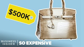 Why Birkin Bags Are So Expensive | So Expensive