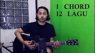 1 CHORD 12 LAGU