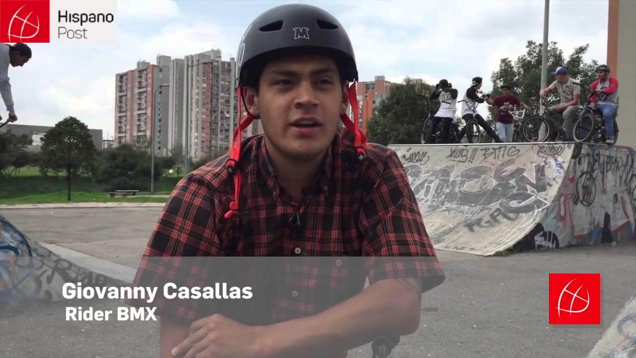 La pasión por BMX freestyle en Colombia
