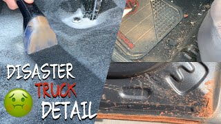 Satisfying Complete Disaster Interior Deep Clean Filthy Car Detailing Transformation