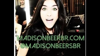 Мэдисон Бир, Madison Beer at MAC Cosmetics event