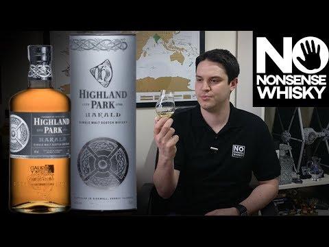 Highland Park Harald (Warrior Series)   No Nonsense Whisky #166