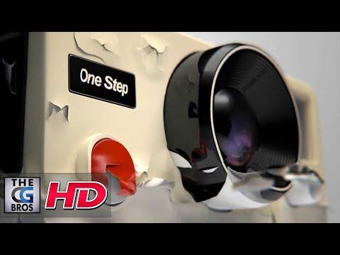 "CGI VFX Breakdowns : ""Making of Nat Geo 80's Ident"" by Bleed Vfx"