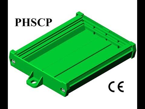 Panel Mount Profile PCB Holders 73mm width PCB