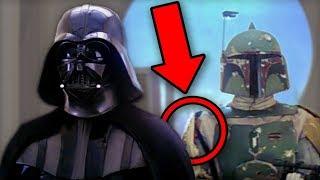 EMPIRE STRIKES BACK Breakdown! Darth Vader Analysis & Details You Missed!   Wookieeleaks