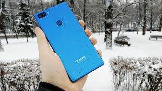 Смартфон Oukitel MIX 2 6/64GB Blue от компании Cthp - видео 2