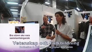 Bothelius & Svirsky – VoF på Bokmässan 2019