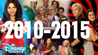 2010 2016 Theme Songs! | Throwback Thursday |  Disney Channel