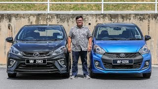 New 2018 Perodua Myvi 1.3 and 1.5 review with ASA demo, drag race, 0-100 km/h, NVH and fuel tests