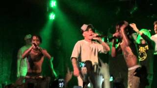 Justin Bieber with Rae Sremmurd Live in New Zealand
