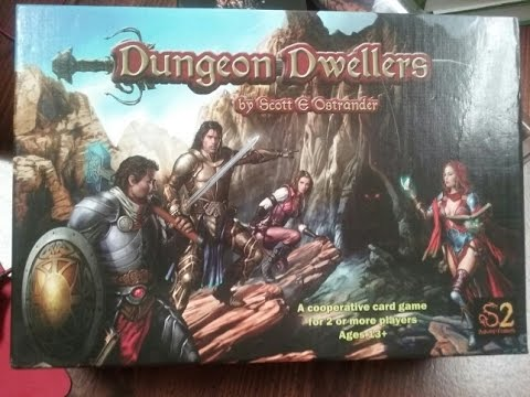 Review of Dungeon Dwellers Heroes/Adventurers