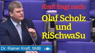 Kraft fragt nach: Mit Olaf Scholz und Rita Schwarzelühr-Sutter