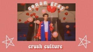Conan Gray   Crush Culture (lyrics)