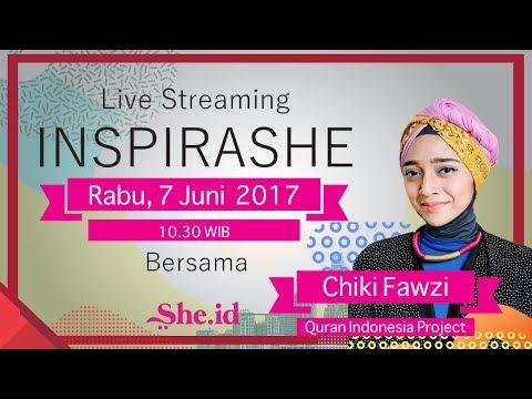 InspiraShe Bersama Chiki Fawzi, Quran Indonesia Project