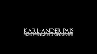 Karl-Ander Pais - Showreel 2014