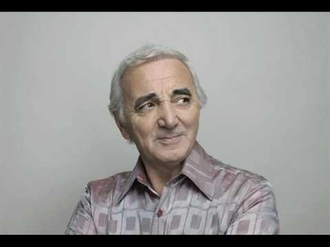 Charles Aznavour     -    Lei    ( She )