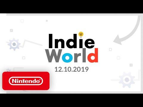 Nintendo Switch - Indie World Showcase - 12.10.19