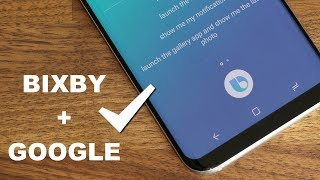 Bixby Voice + Google Assistant is a Powerful Combo on Samsung Galaxy S8