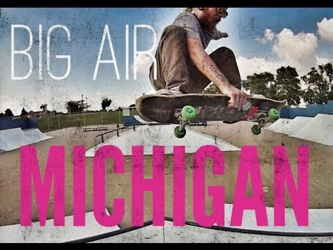 Coldwater Michigan Skatepark