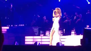 Celine Dion LasVegas Show Oct.10th.2015 Show Must Go On