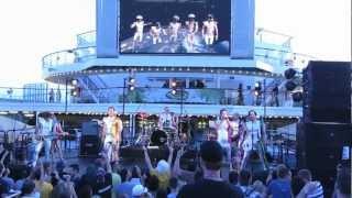 2 Skinnee J's @ 311 Caribbean Cruise 2012