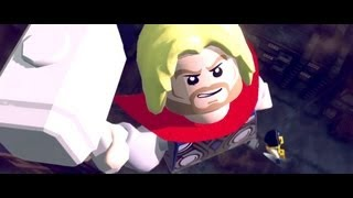 LEGO Marvel Super Heroes video