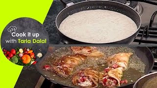 Cook It Up With Tarla Dalal - Ep 14 - Kofta Biryani, Strawberry Malpua and Apple Rabdi