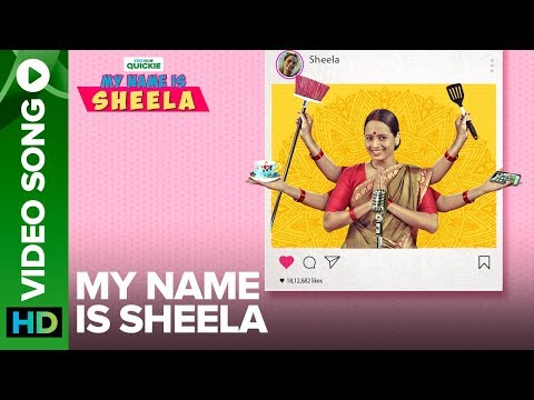 My Name Is Sheela - Official Video Song | An Eros Now Quickie | All Episodes Streaming On Eros Now