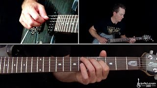 In The End Guitar Lesson - Linkin Park