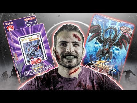 *NEW* YuGiOh Zombie Hoard Structure Deck Revealed | The Evolution of Zombie World Unboxing