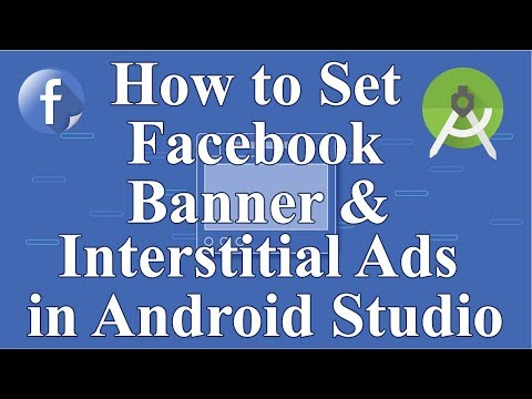 How to set Facebook Ads in Android Studio