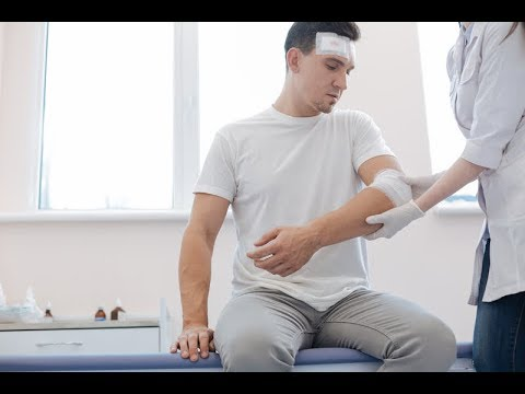 Re-Injuring a Pre-Existing Injury Video