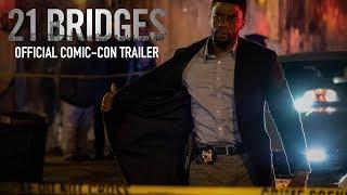 SDCC 2019   Filme policial com Chadwick Boseman ganha trailer