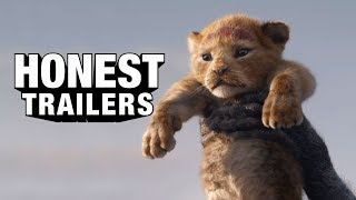 Honest Trailers | The Lion King (2019)