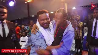 Gospeltunes TV: Award winning gospel artist arrives awka for switch 2019