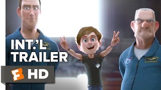 Capture The Flag Official International Trailer 1 2015  Animated Movie HD
