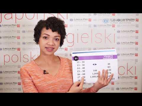 Kadr z filmu na youtube - Liczby