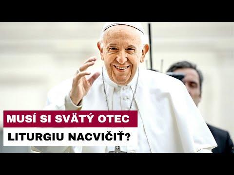 OTEC ĽUBOMÍR PETRÍK – Prečo bude pápež sláviť byzantskú liturgiu?