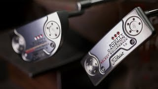 Scotty Cameron Select Squareback 1.5 Putter-video