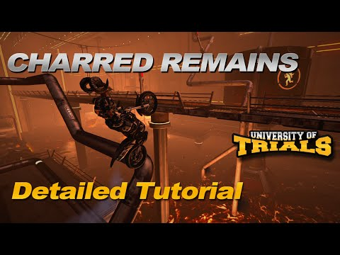 Charred Remains - Detailed Tutorial - Trials Fusion