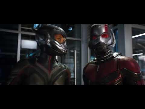 Трейлер фильма «Человек-муравей и Оса»