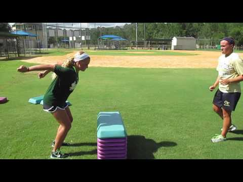 Softball Training with Darrell Pasquale