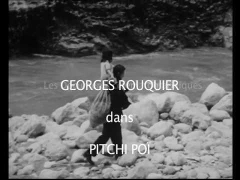 Pitchi Poï (1967) -  avec Georges Rouquier - Bande Annonce