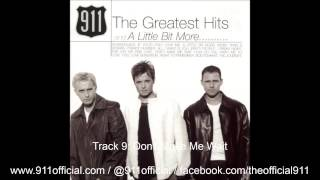 911 - The Greatest Hits and A Little Bit More - 09/15: Don't Make Me Wait [Audio] (1999)
