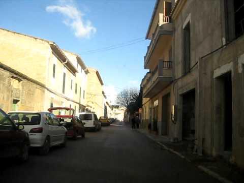 paseo por Vilafranca de Bonany
