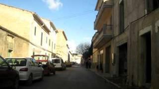 preview picture of video 'paseo por Vilafranca de Bonany'