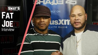 Sway's Universe - Fat Joe Speaks on Ex-Partner's Robbery Conviction, Acting with Kevin Hart in 'Night School' and More